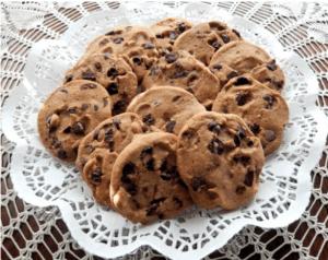Receta de galletas fitness