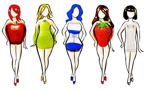 Tipos de cuerpo según la acumulación de grasa