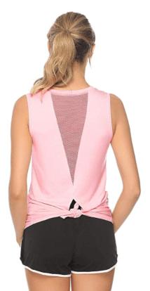 Abollria Camiseta de Tirantes Mujer,Camisetas Chaleco Verano sin Mangas para Yoga Fitness y Deportes