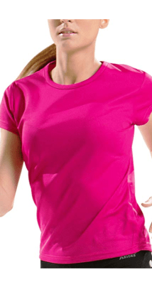 camisetas deporte baratas mujer