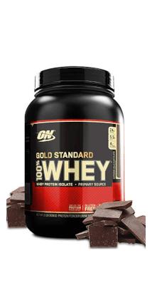 Optimum Nutrition Gold Standard 100% Whey Proteína en Polvo