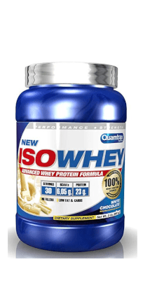 Quamtrax Nutrition Isowhey