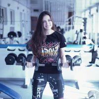 Camisetas fitness mujer