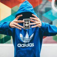 Sudaderas Adidas hombre