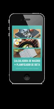 CALCULADORA DE MACROS